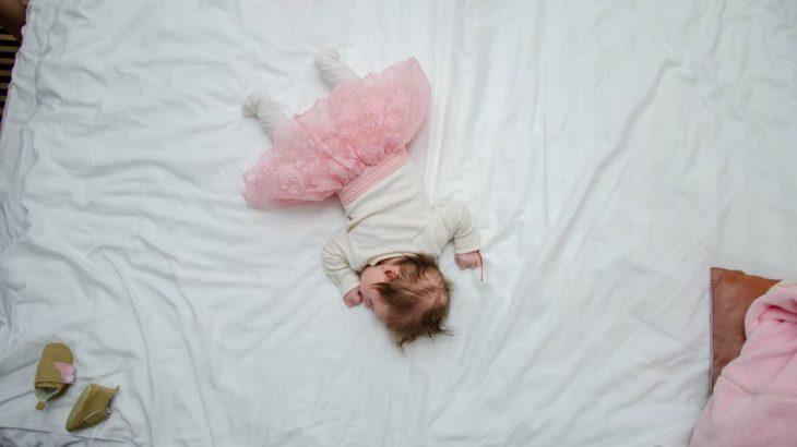 idealna pościel dla niemowląt