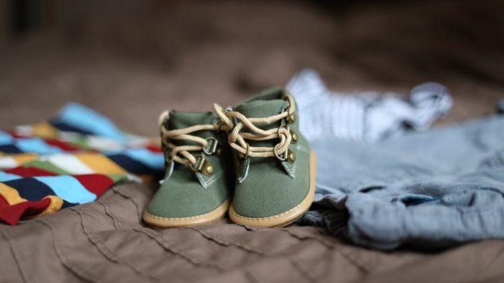 kupujemy najlepsze buciki niemowlęce