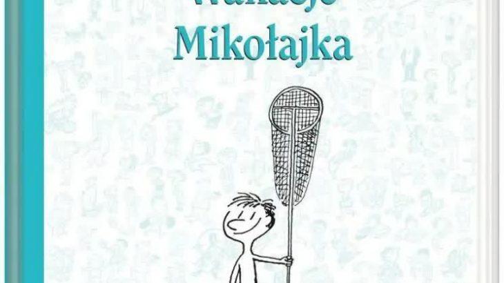 Książka Wakacje Mikołajka