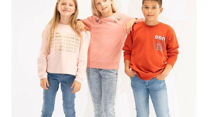 bluzy dziecięce - chłopcy i dziewczynki